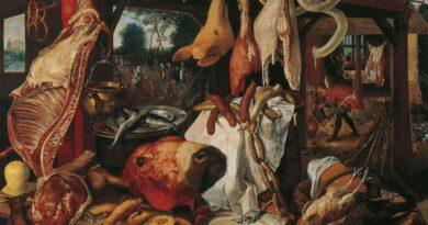 Arte animal e natureza morta
